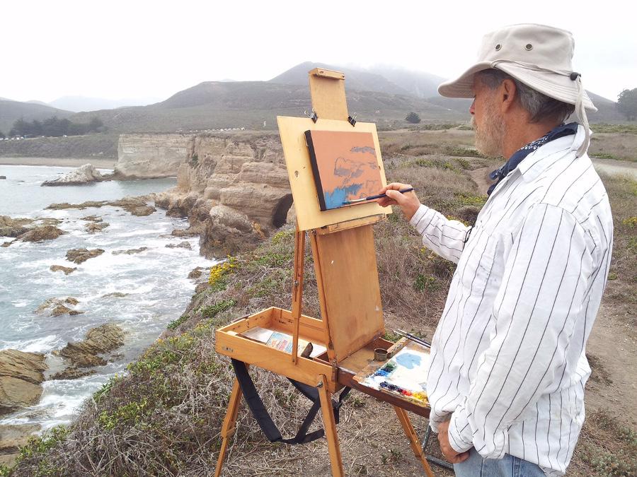 artist_bruce_everett_paints_in_montana_de_oro_state_park.jpg