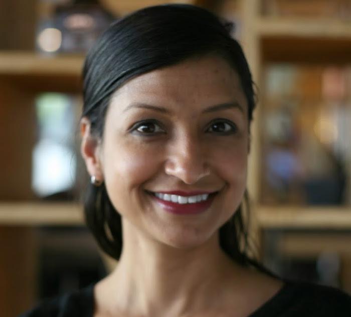 Author Litty Mathew