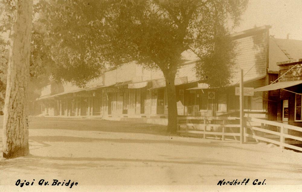 Ojai Ave, Nordhoff