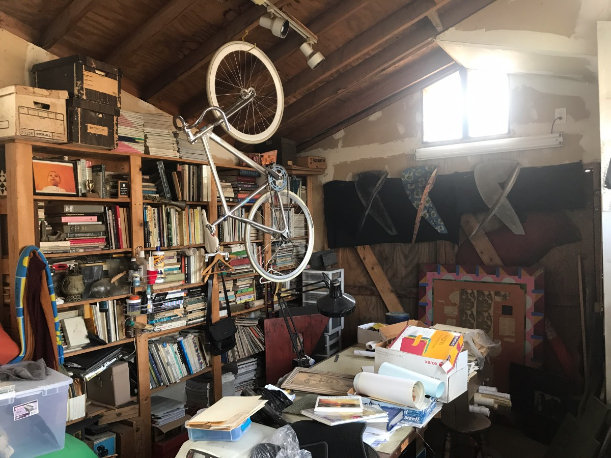 Contents of RoHo's garage | Benedek Mohay