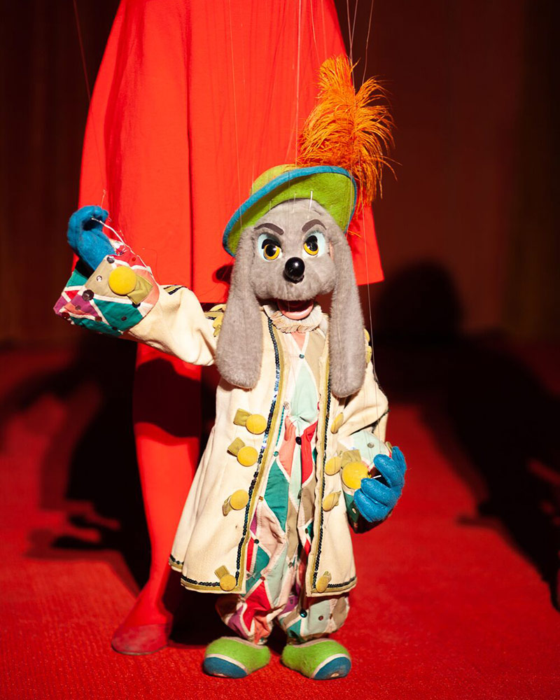 A puppet from the Bob Baker Marionette Theater. | Courtesy of Missy Steele