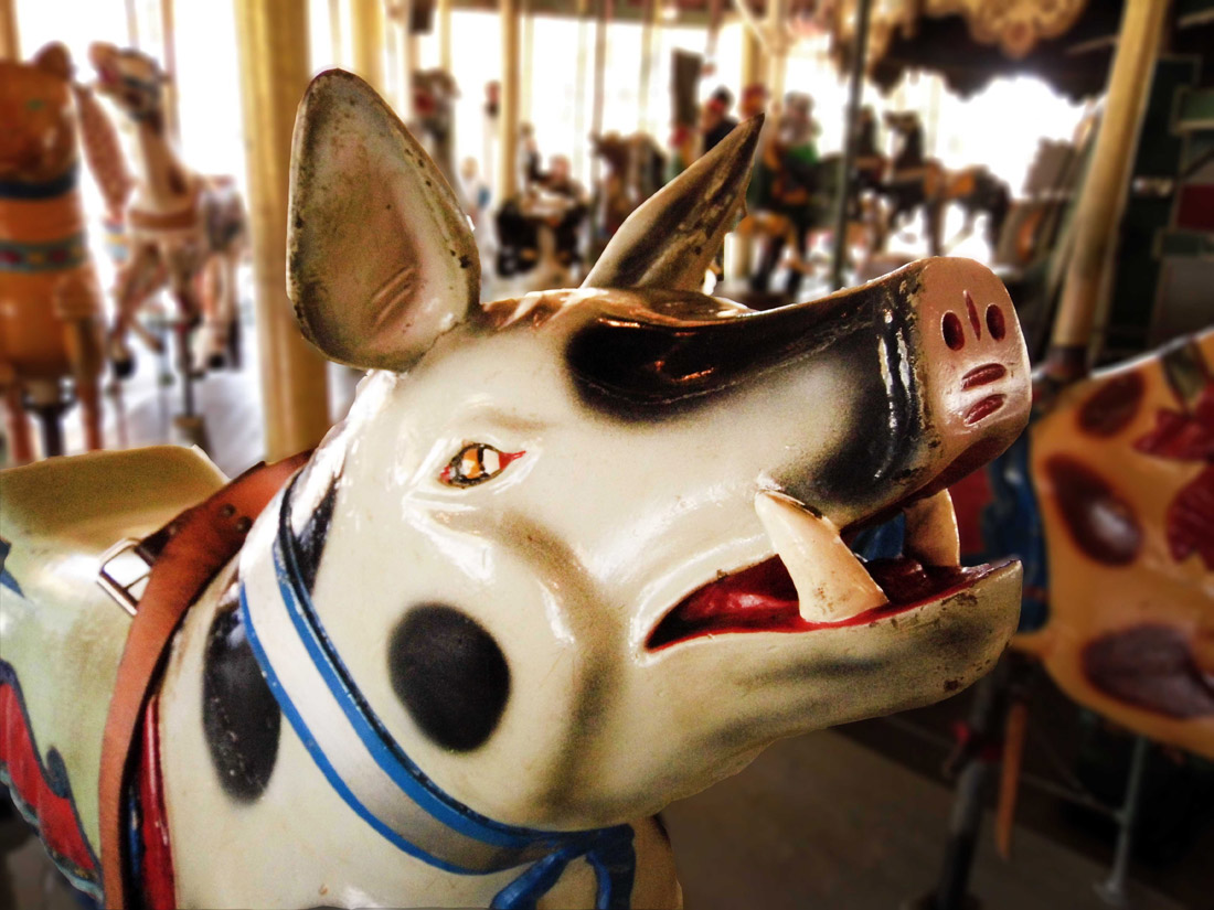 Balboa Park Carousel (1)