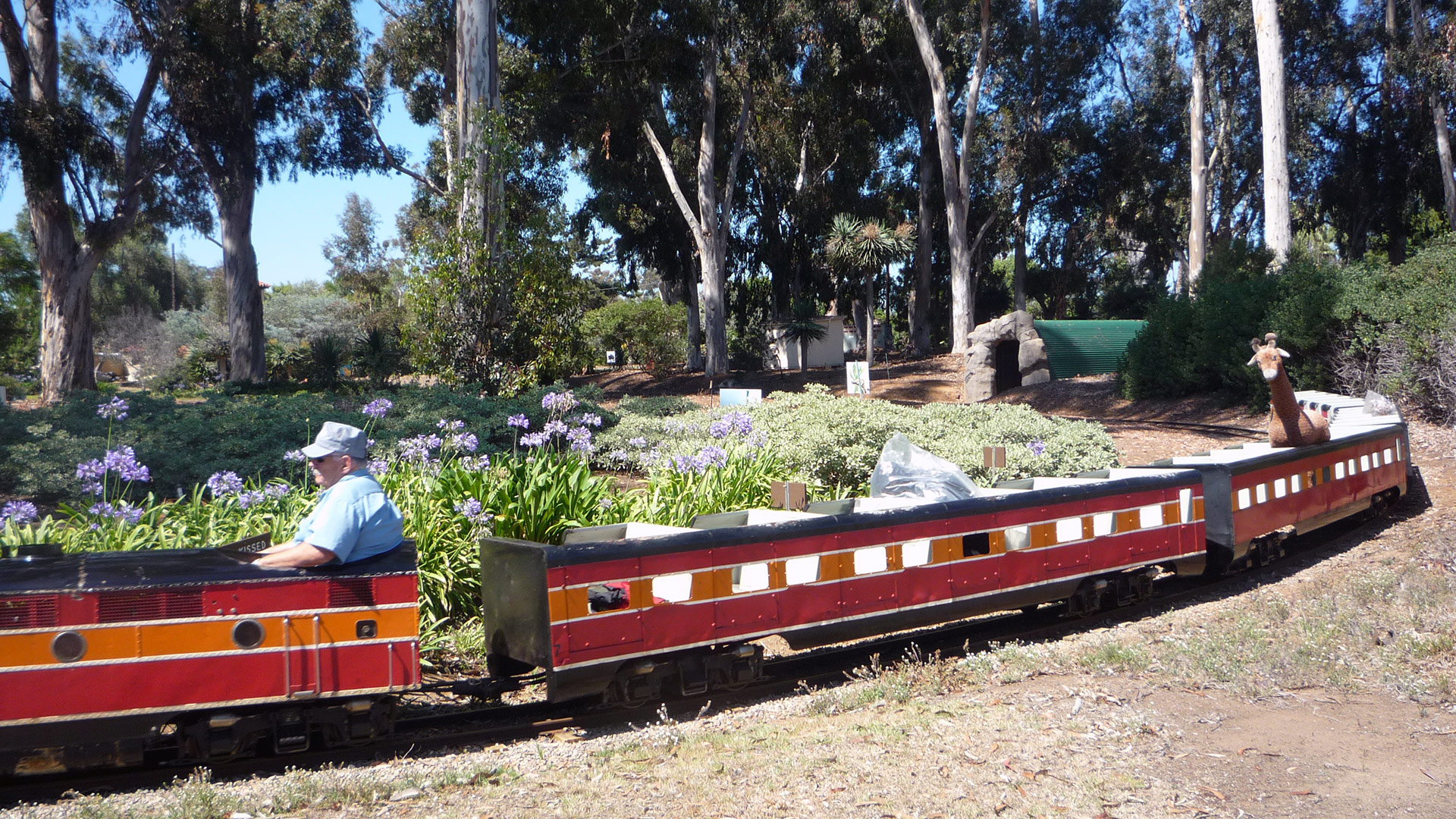 Where to Ride the Tiniest Trains of SoCal | KCET
