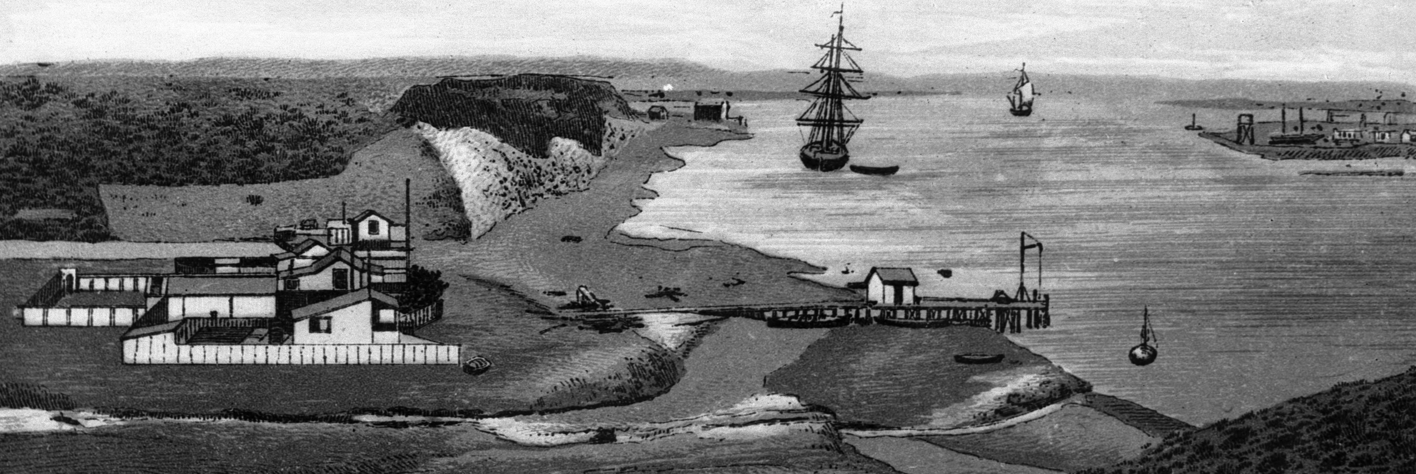San Pedro, 1867