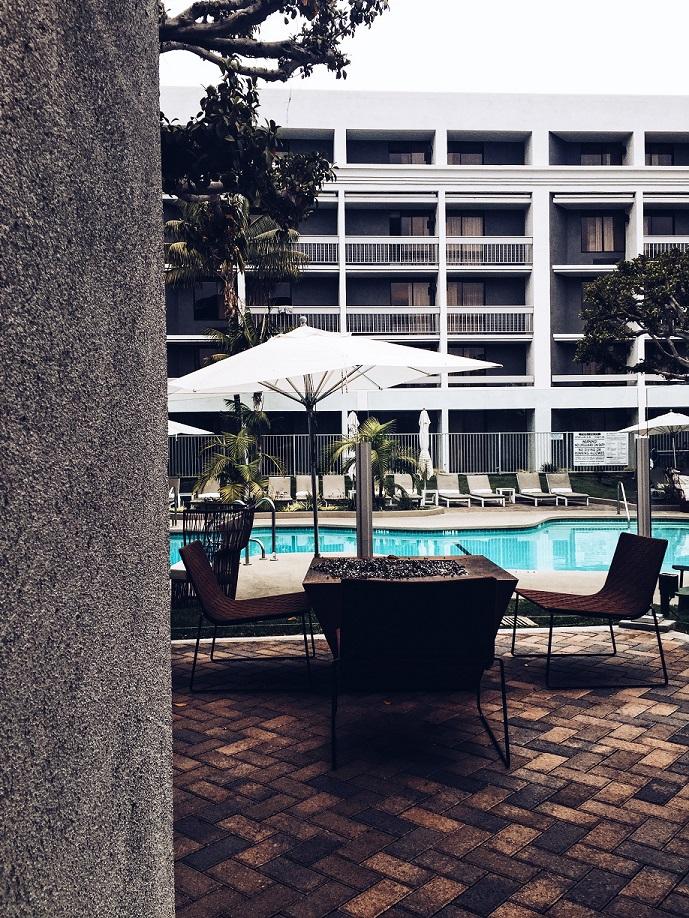 Barbianca Hotel Kitchen Poolside