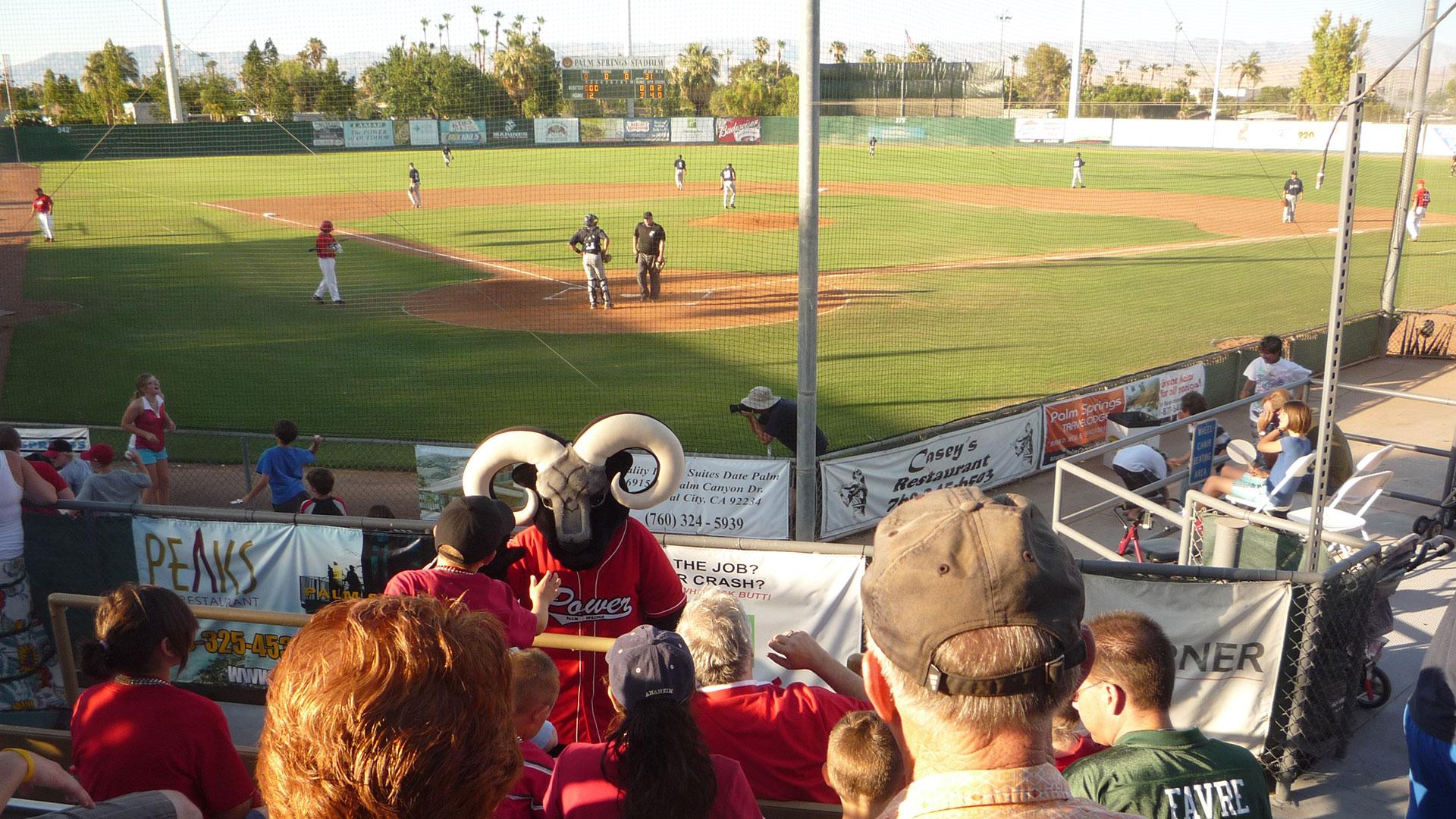 palms springs stadium