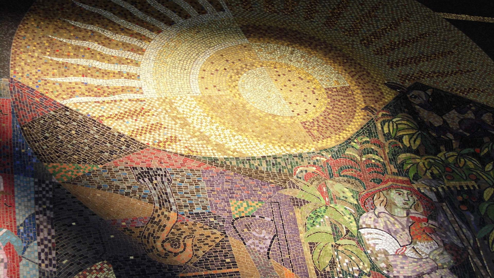 Where to Find the Best Mosaic Art in SoCal | KCET
