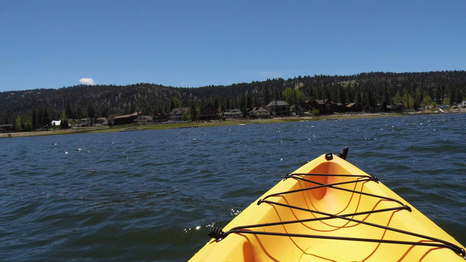 big bear kayak