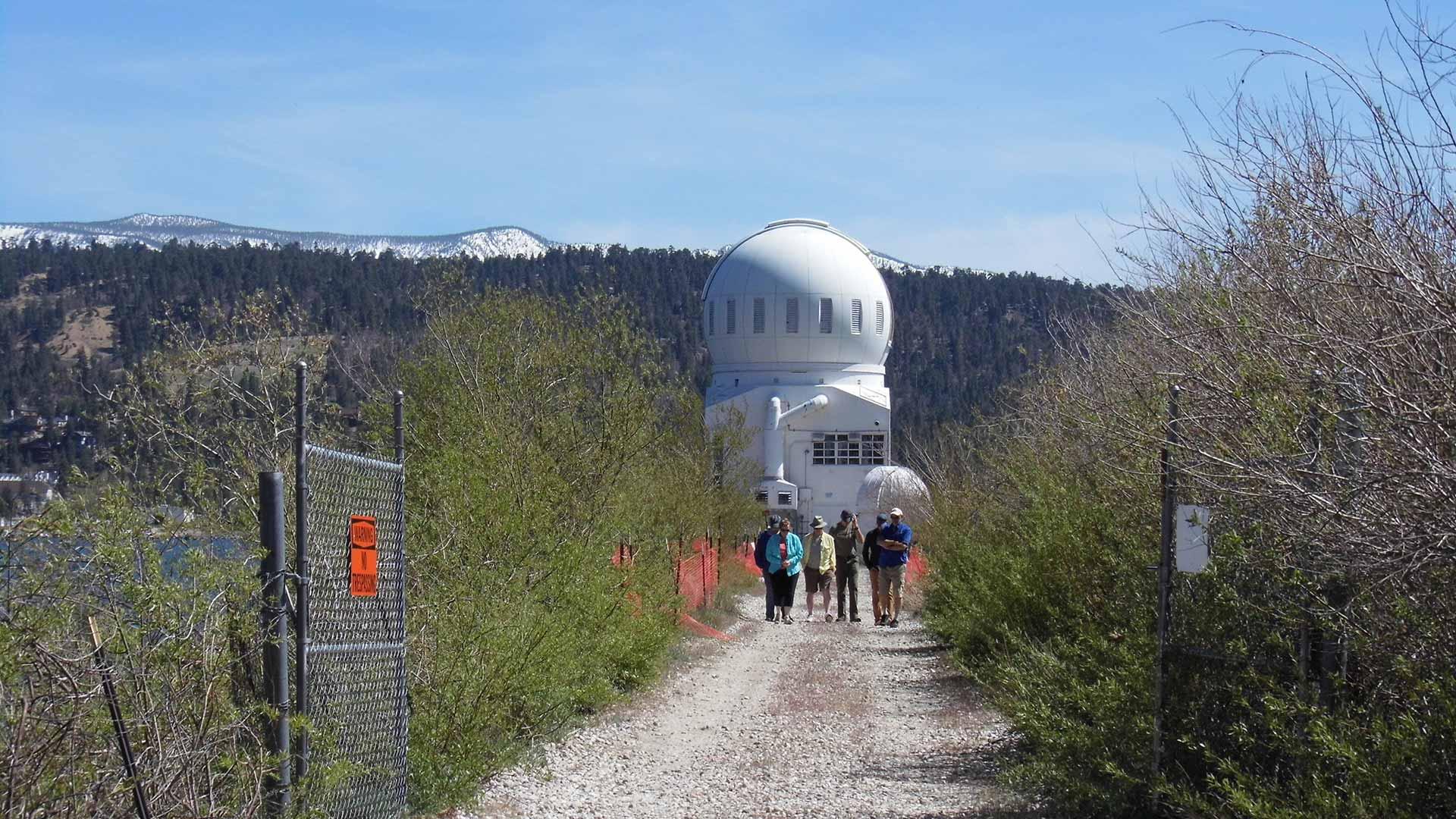 big bear observatory