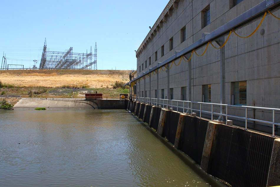 Bill Jones Pumping Plant: Industrial Structure and Water