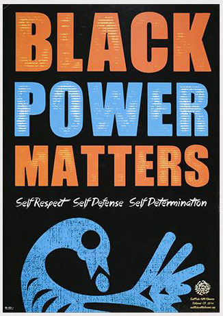 Black Power Matters | Eastside Arts Alliance/Center for the Study of Political Graphics
