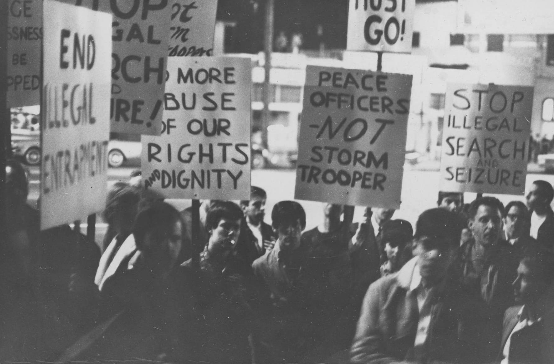 Black Cat protests, 1967