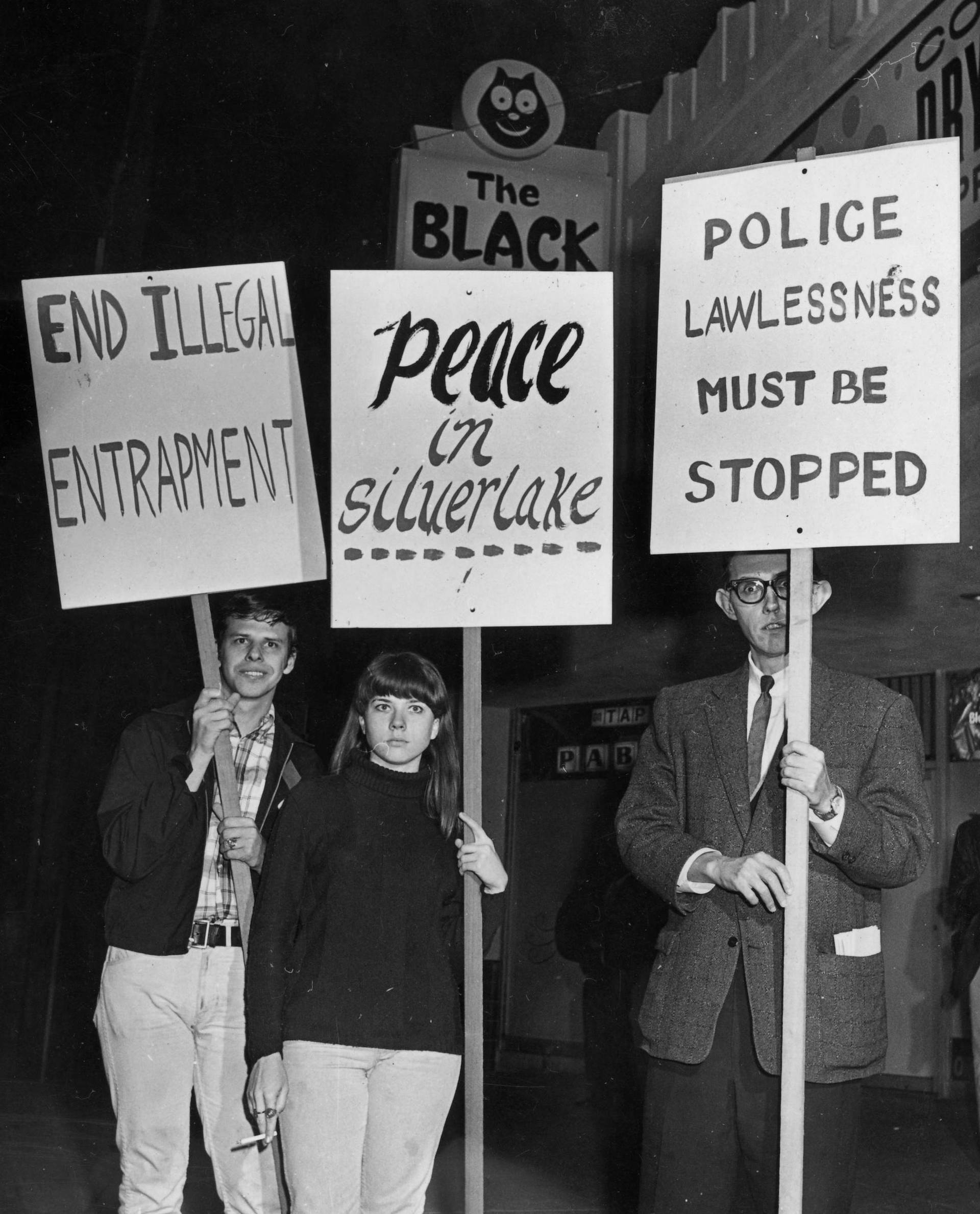 LGBTQ Activism Started Here: L.A. and the Black Cat Protests of 1967