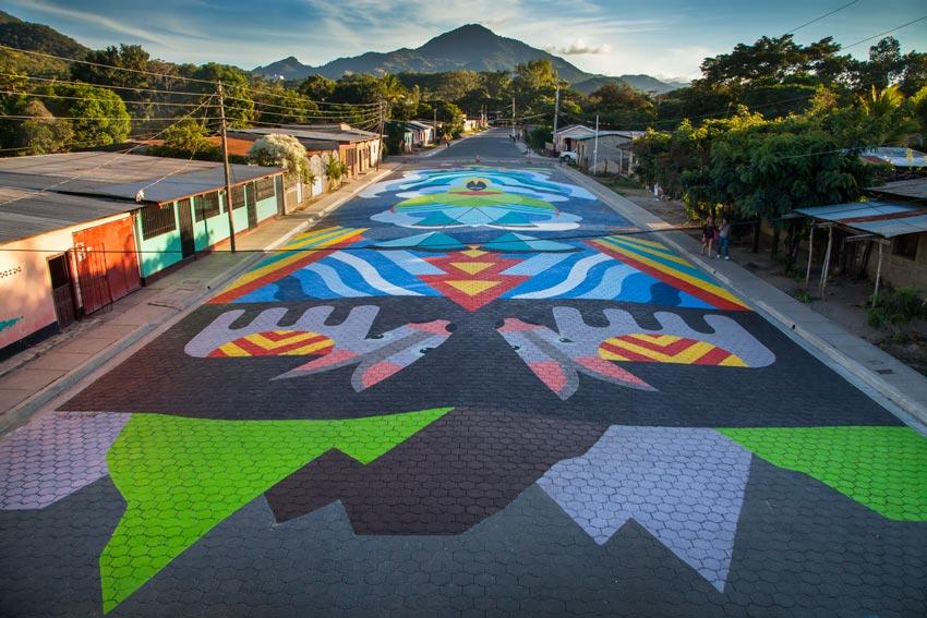 Caminos de Agua project in Somoto, Nicaragua