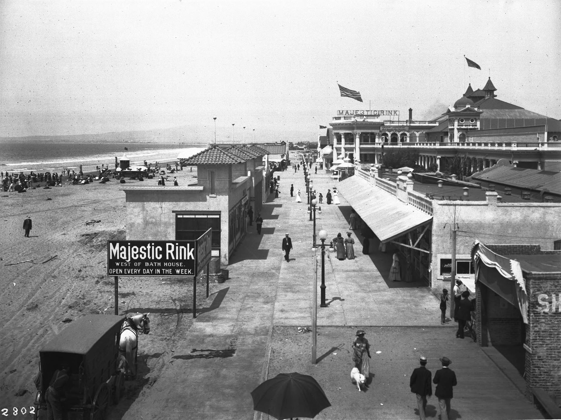 Boardwalk, 1907