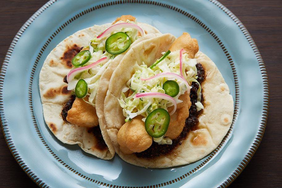 cali baja fish tacos