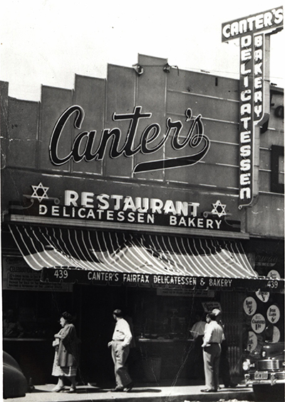 Canter's circa 1948 | Courtesy of Canter's MKs3