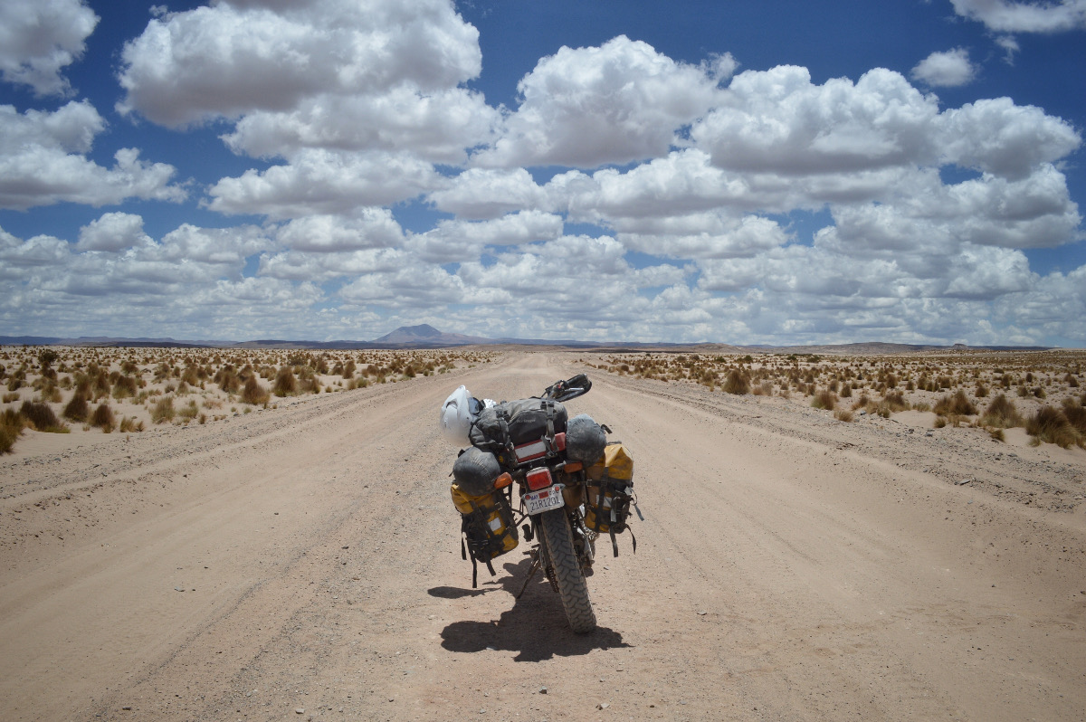 Carretera Uyuni-Tupiza, Bolivia, 2015. | Photo: Heather Johnson.