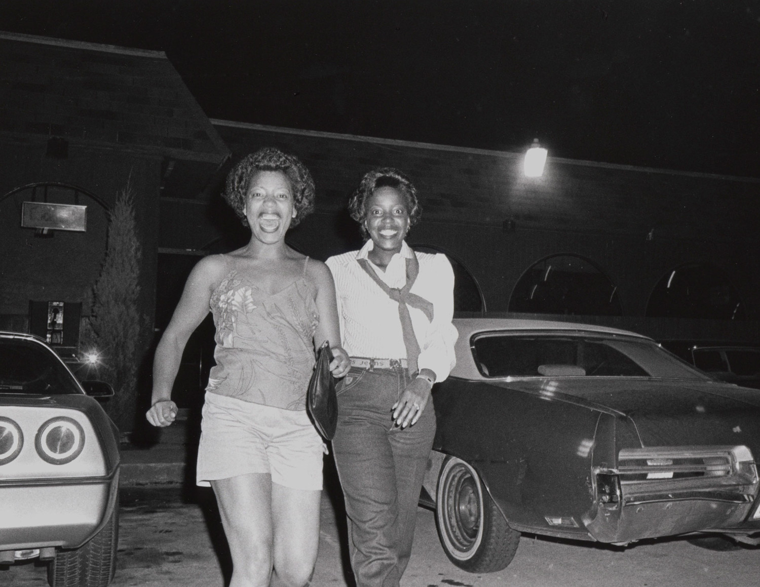 "Carrie Mae Weems, ""Welcome Home,"" 1978-84"