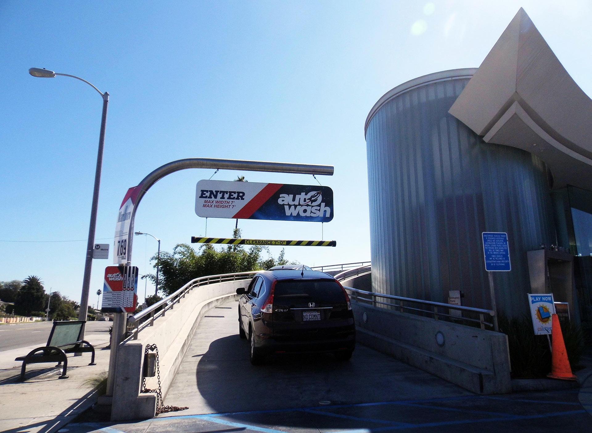 United Oil Car Wash | Sandi Hemmerlein