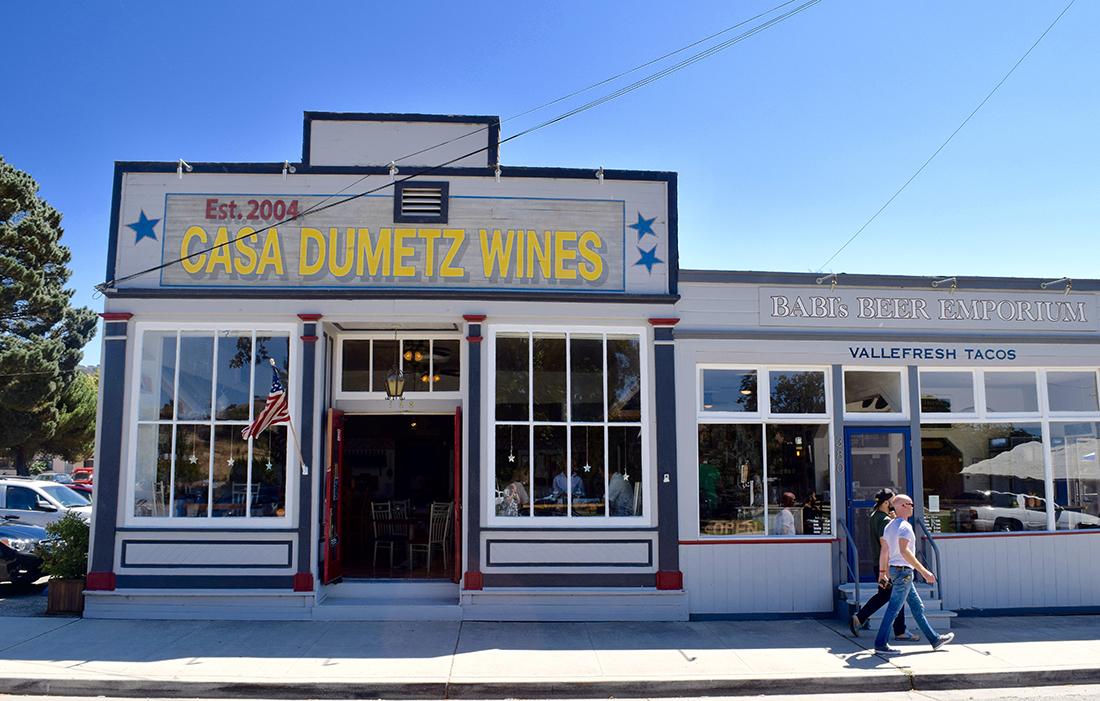 Casa Dumetz Wine | Danny Jensen