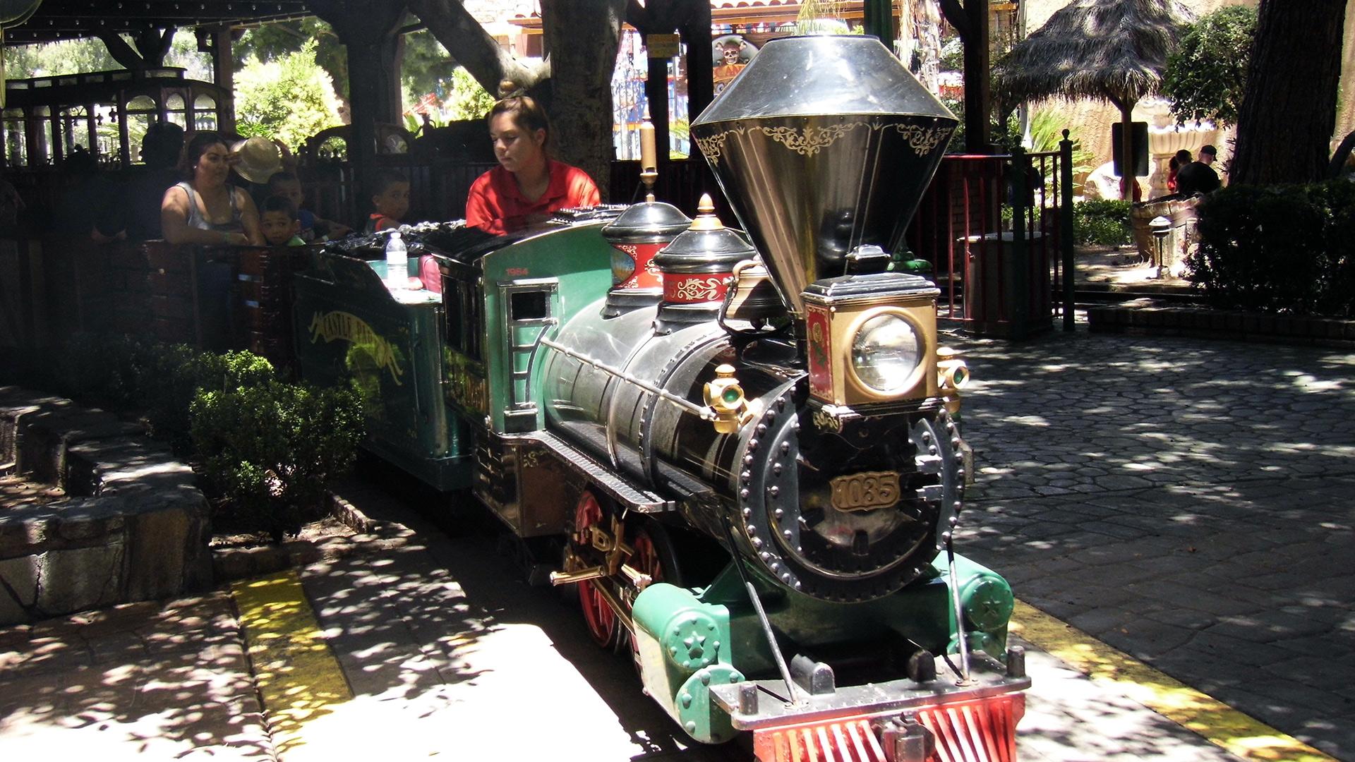 Castle Park Railroad