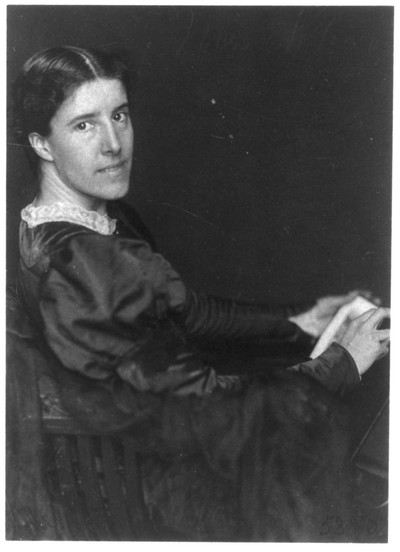 "Charlotte Perkins Gilman authored ""The Yellow Wallpaper"" 