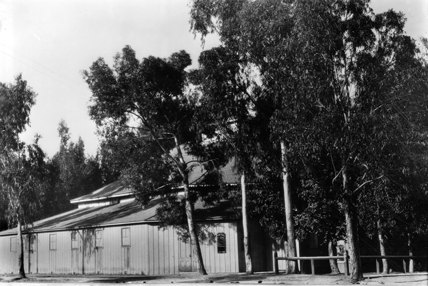 Chautauqua Tabernacle, Long Beach