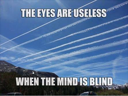 Why Do People Believe In Chemtrails Link Tv