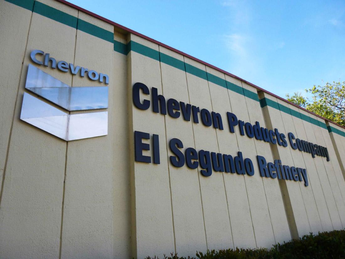 Chevron Refinery