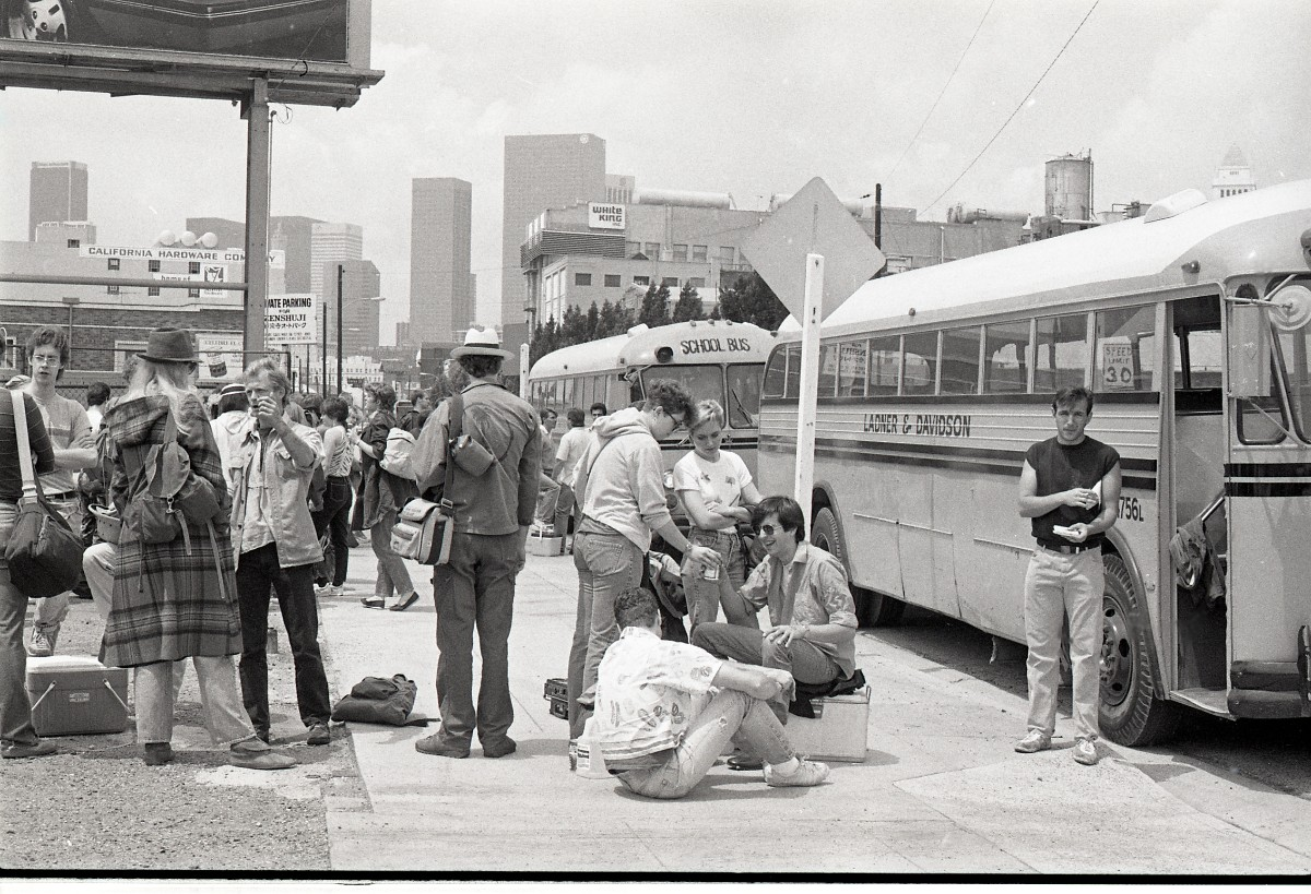 Chinatown, Desolation Center: Mojave Exodus, 1983 | Mariska Leyssius