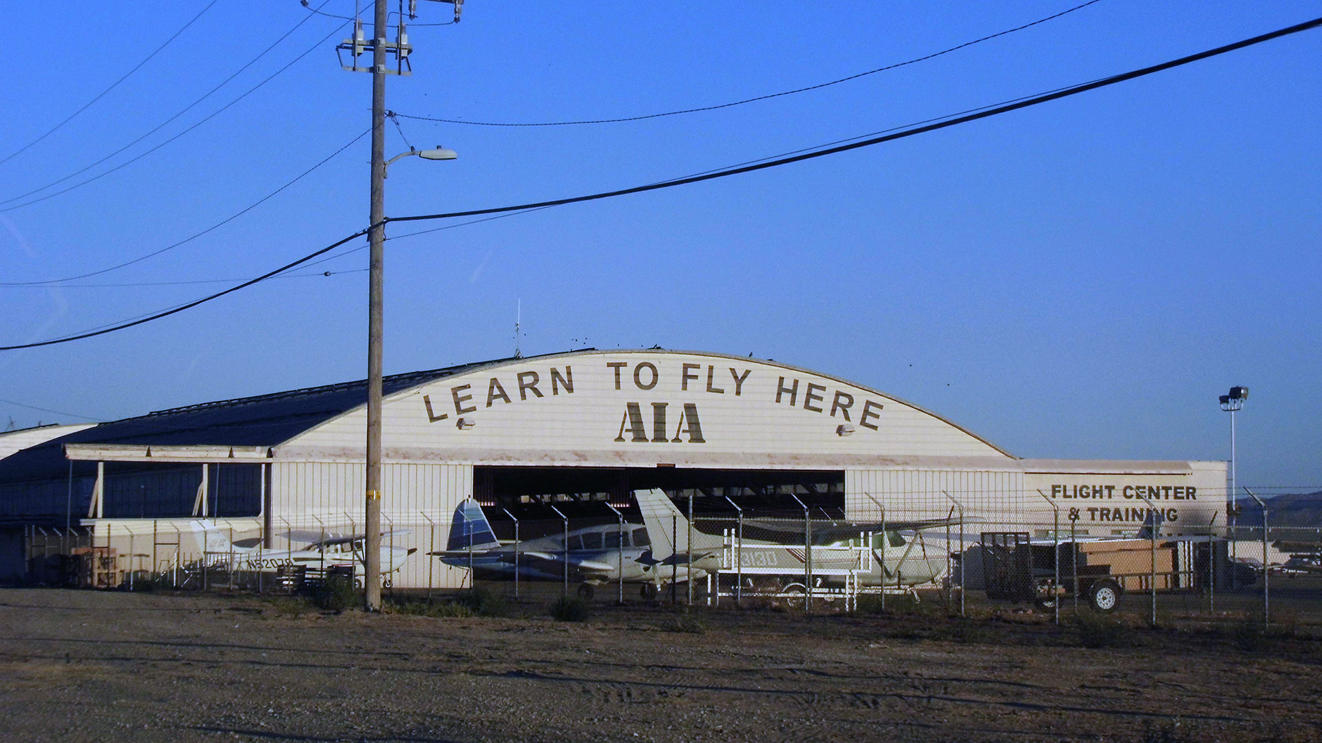 Cal-Aero Flying Academy