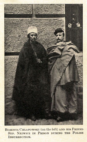 Karol Bozenta Chłapowski and Julian Sypniewski
