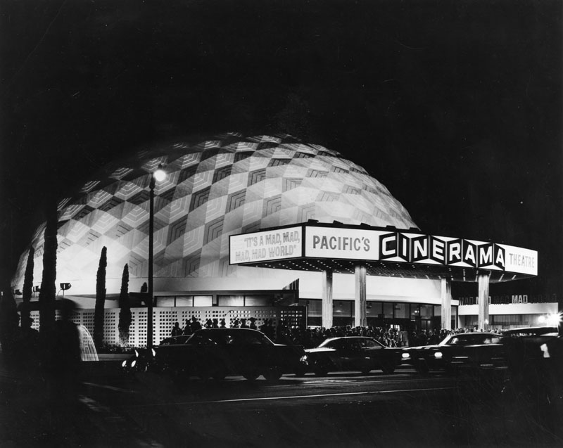 Cinerama Dome, Hollywood