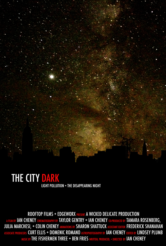City Dark Movie Poster