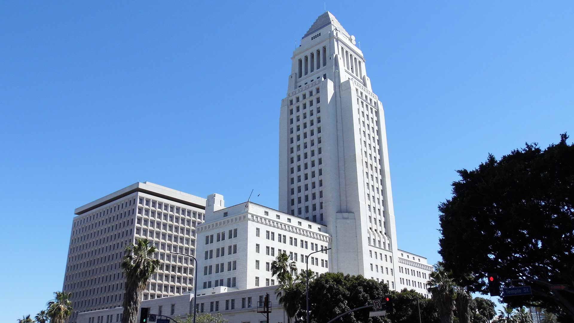 la city hall