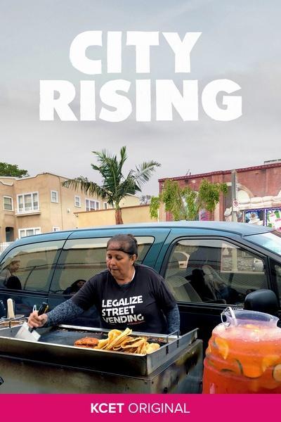 City Rising Poster