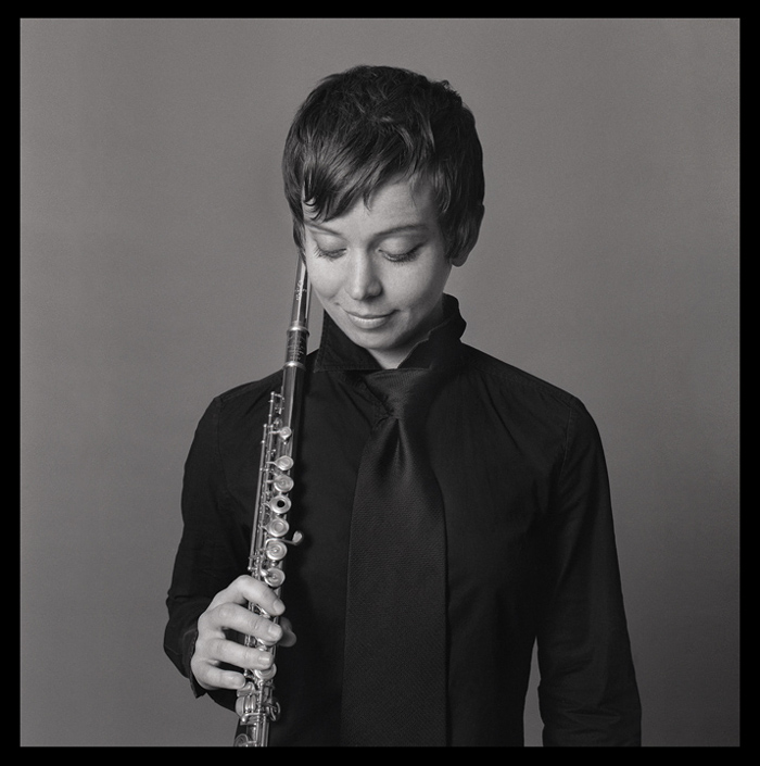 Claire Chase flutist