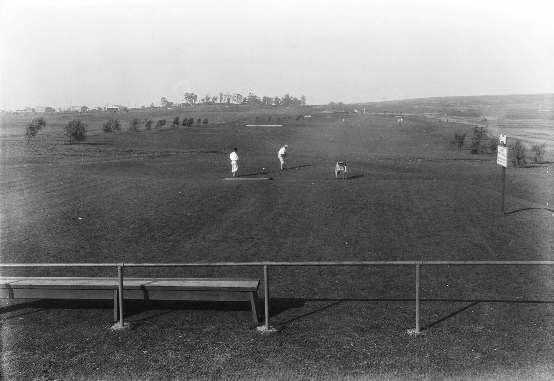 clover field golf course