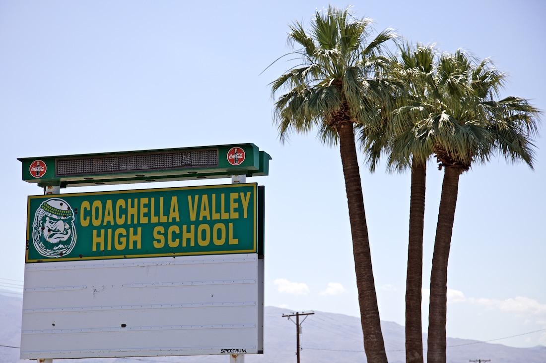 Coachella Valley High School