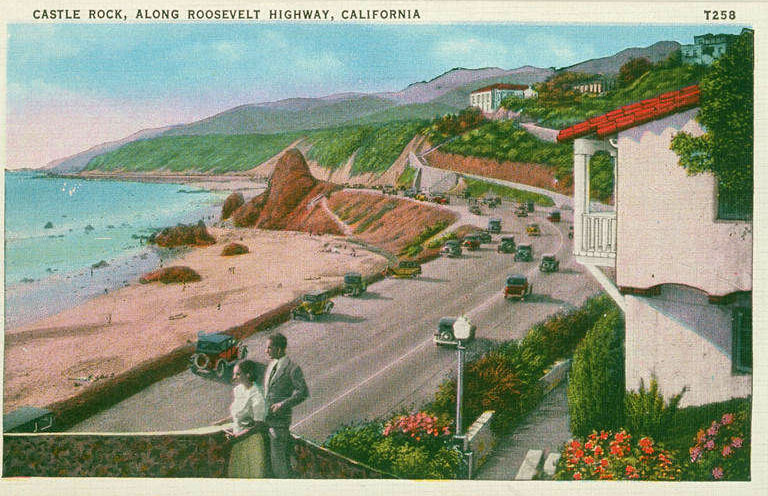 Courtesy of the Pacific Palisades Historical Society Collection, Santa Monica Public Library.