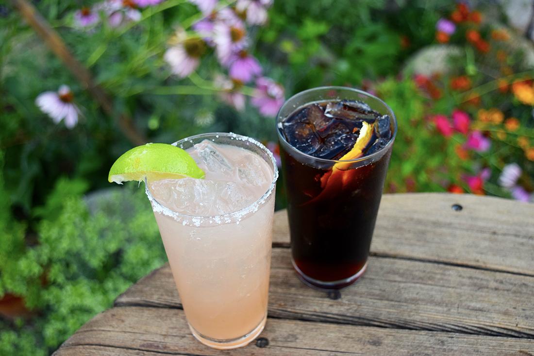 Cocktails at Pico | Danny Jensen