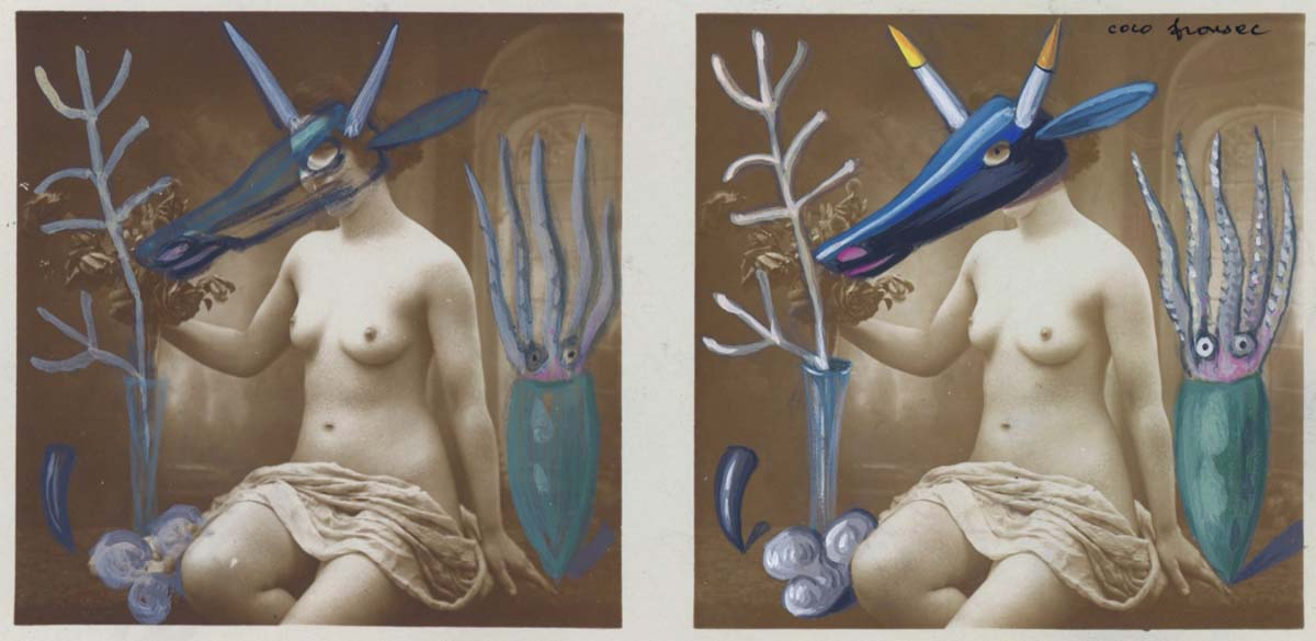Coco Fronsac, Le rendez-vous d'EÌdouard VII, de la serie chimeÌeres et merveilles, 2015 |