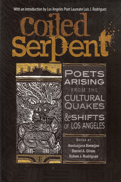 Coiled serpent anthology cover