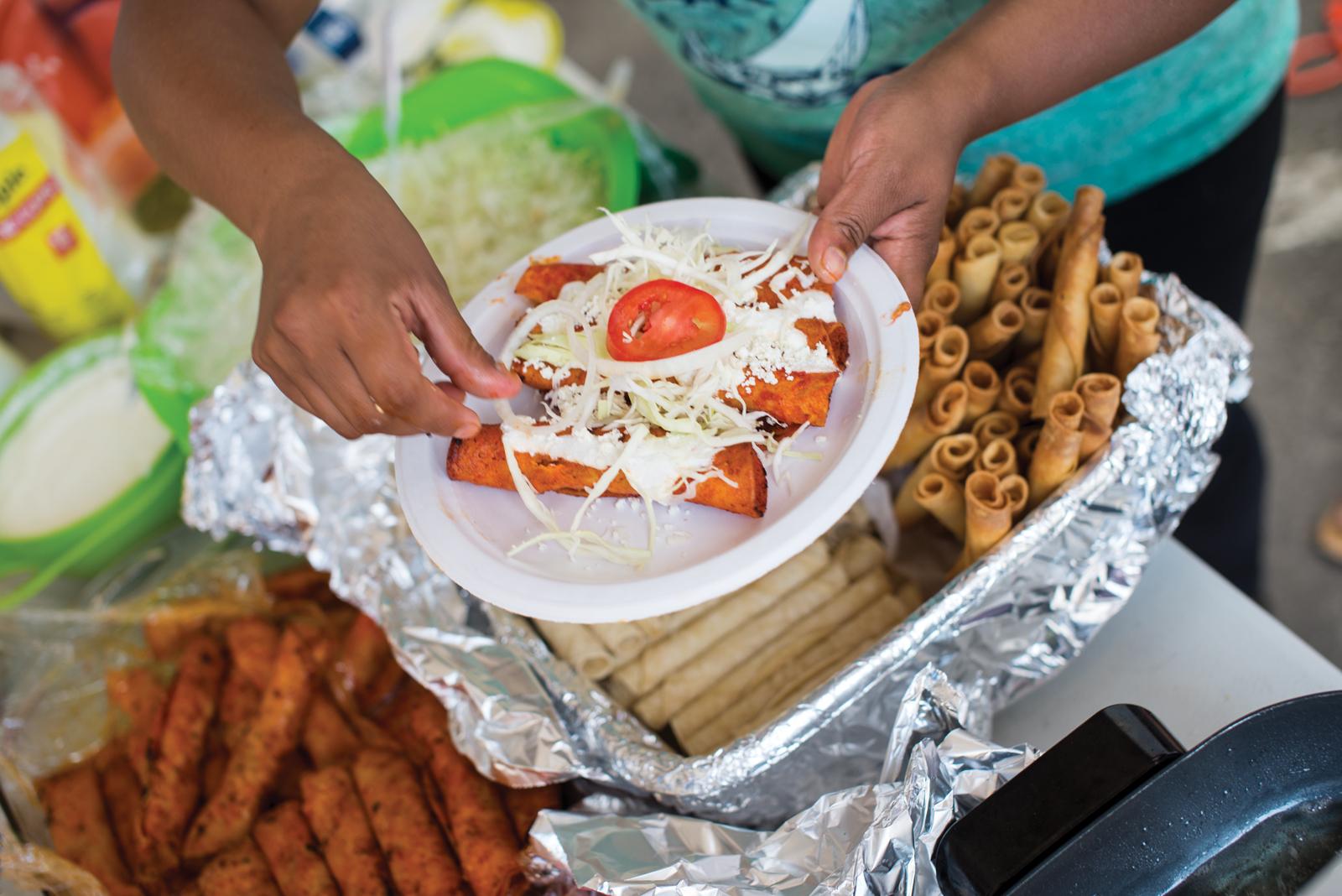 Southern Foodways Alliance: Enchiladas
