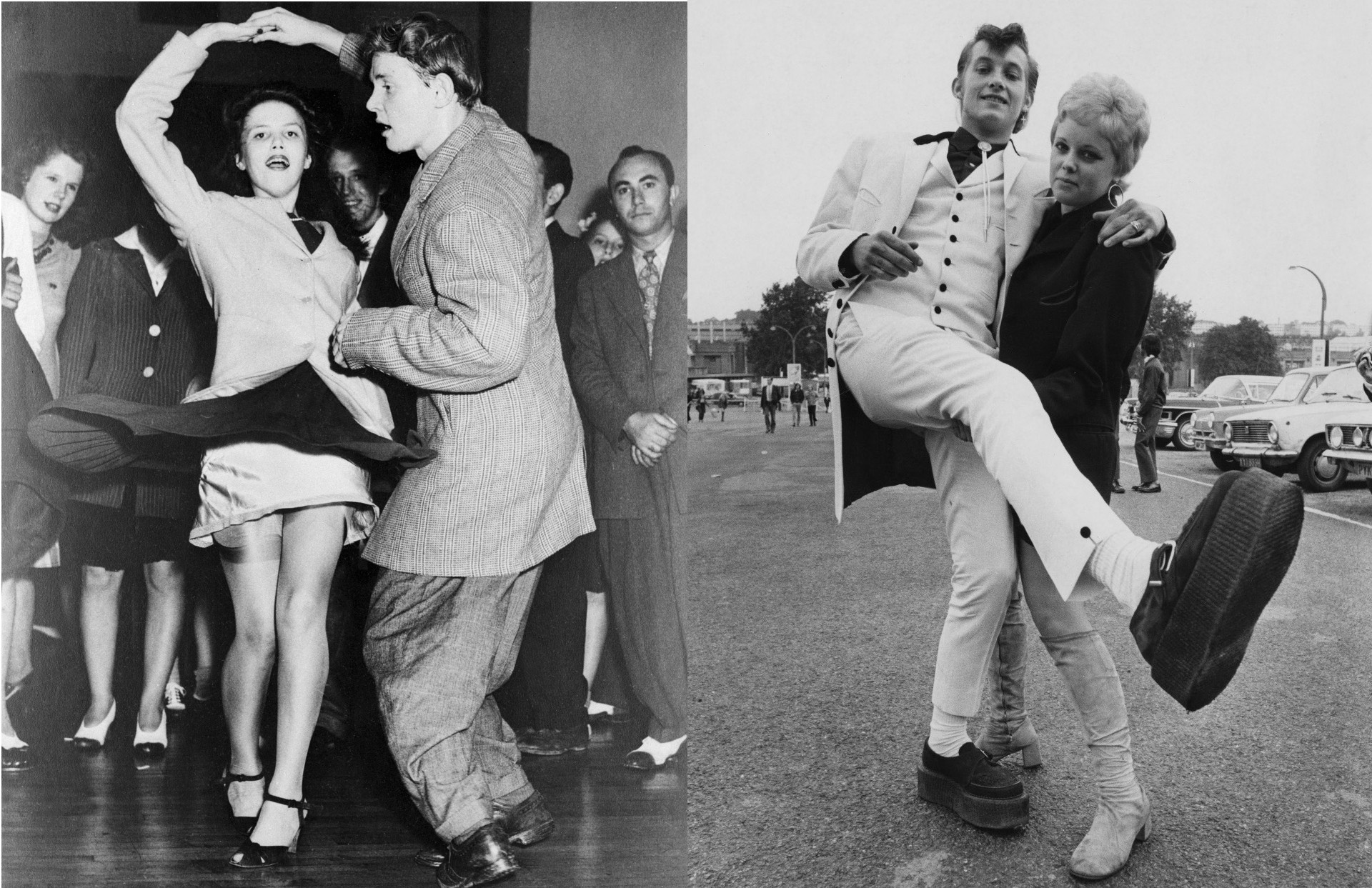 Parallels between the pachuco and teddy boy subculture