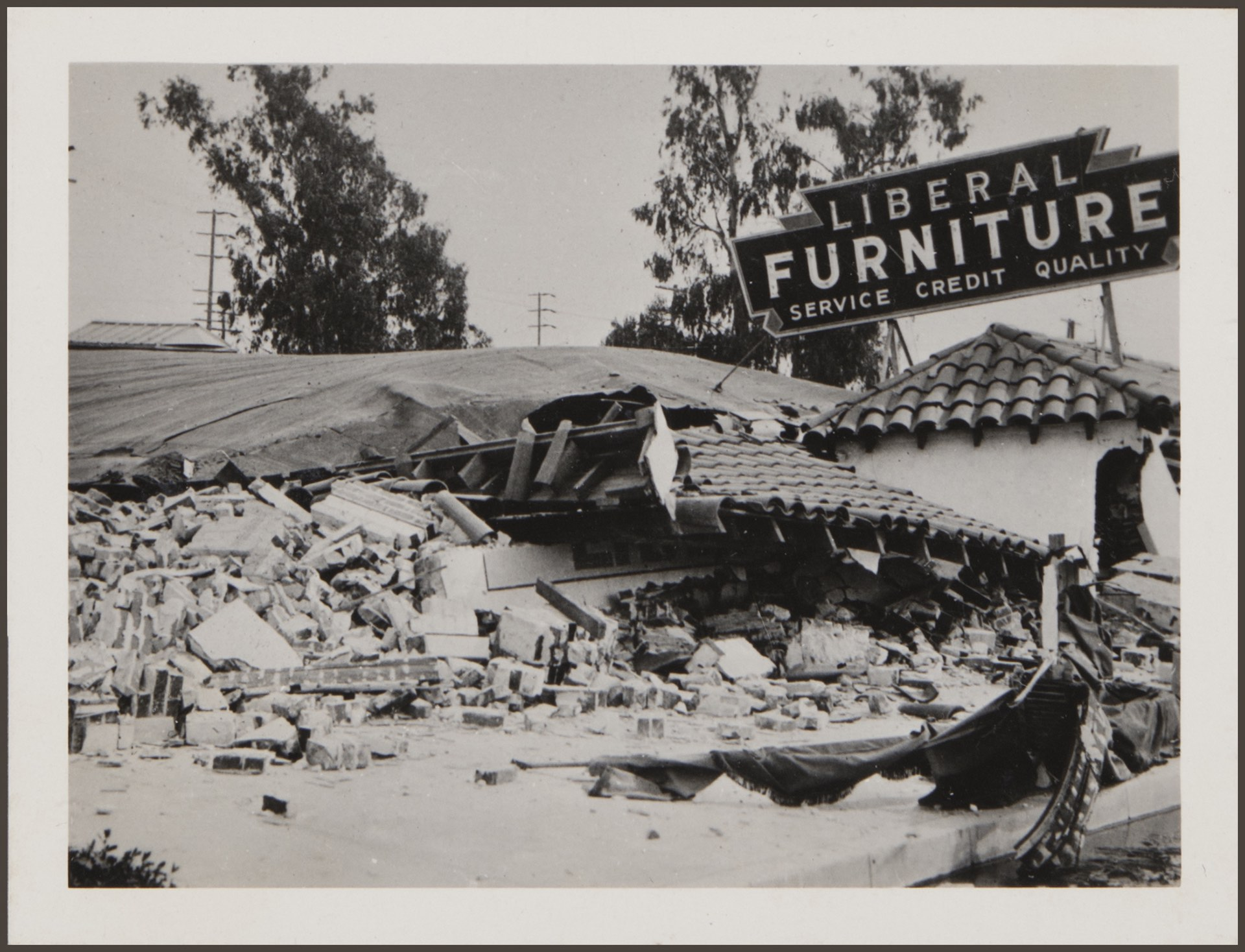 Compton. Los Angeles: 1932-33 by Anton Wagner, PC 17, California Historical Society.