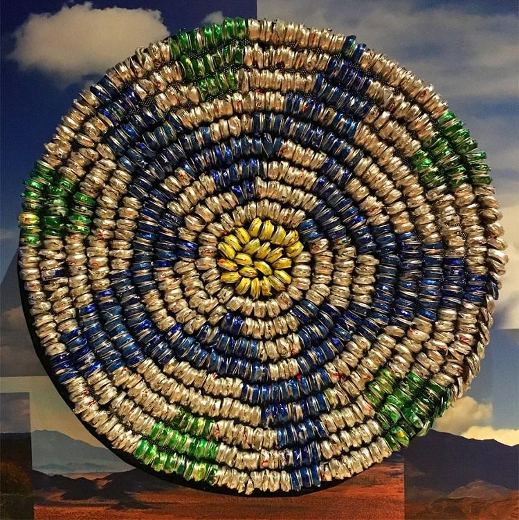 "Gerald Clarke Jr., ""Continuum Basket Flora."""