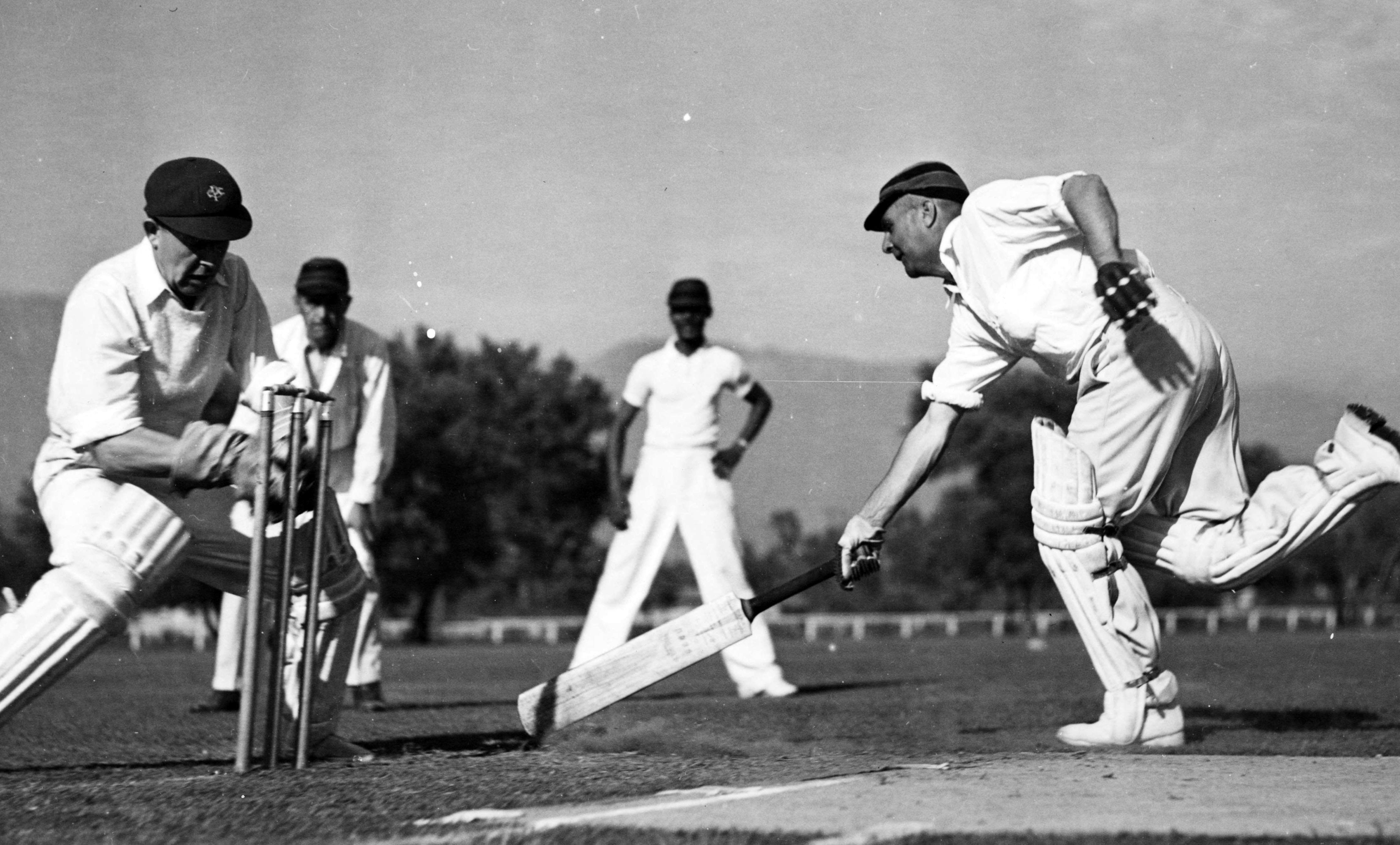 Cricket in Griffith Park, circa 1950