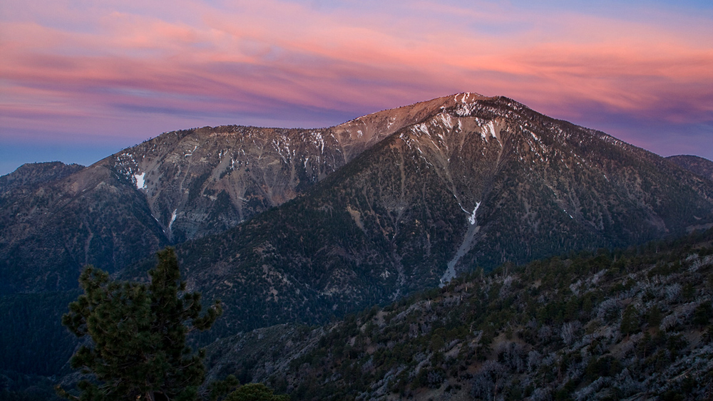 Mount Baden-Powell at sunrise | Photo: Michael E. Gordon